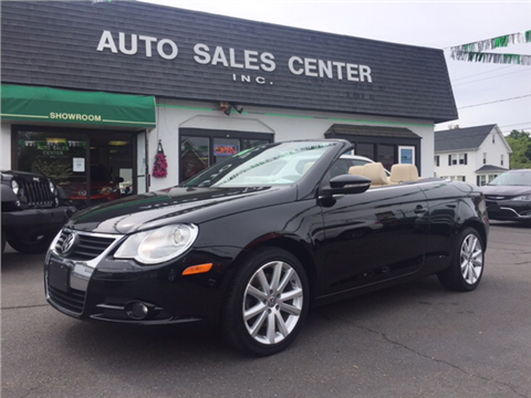 2011 Volkswagen Eos for sale in Holyoke, MA