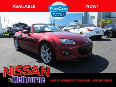 2013 Mazda MX-5 Miata for sale in Melbourne, FL