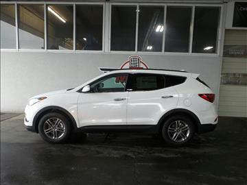 2017 Hyundai Santa Fe Sport for sale in Albany, OR