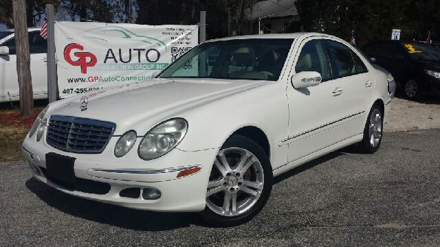 Used 2006 mercedes benz e class e350 4matic awd 4dr in for Mercedes benz panama city fl