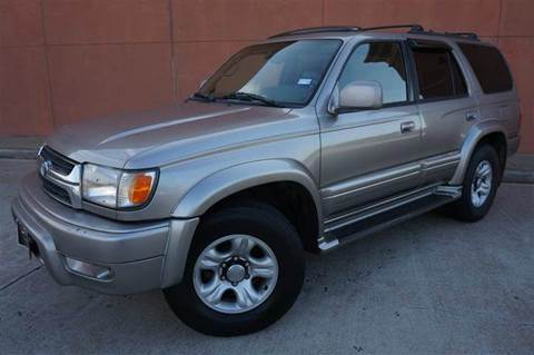 2002 toyota 4runner for sale houston tx. Black Bedroom Furniture Sets. Home Design Ideas