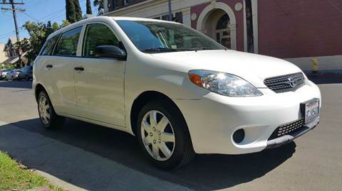 2008 Toyota Matrix for sale in Los Angeles, CA