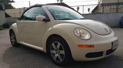 2006 Volkswagen New Beetle for sale in Los Angeles, CA