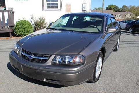 2002 Chevrolet Impala for sale in Graham, NC