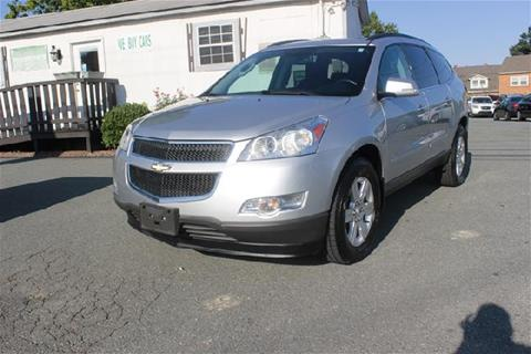2012 Chevrolet Traverse for sale in Graham, NC