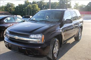 2008 Chevrolet TrailBlazer for sale in Graham, NC