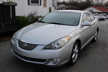 2006 Toyota Camry Solara for sale in Graham, NC
