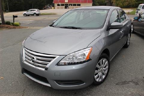 2013 Nissan Sentra for sale in Graham, NC