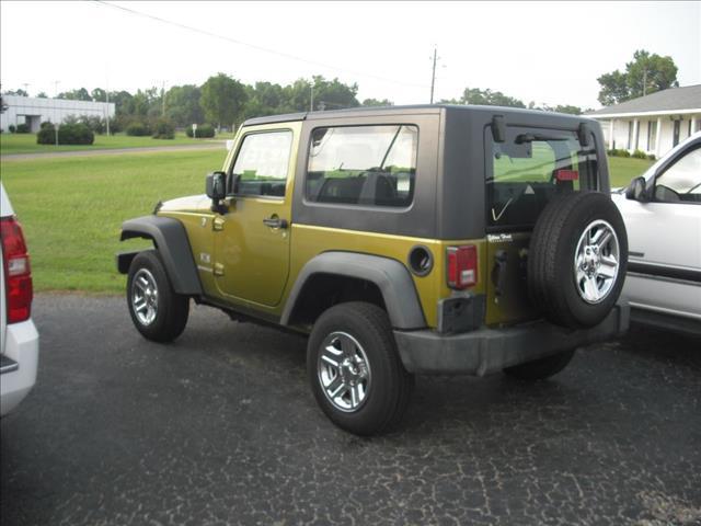 2008 Jeep Wrangler for sale in Jackson AL