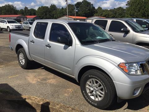 2014 Nissan Frontier for sale in Jackson, AL