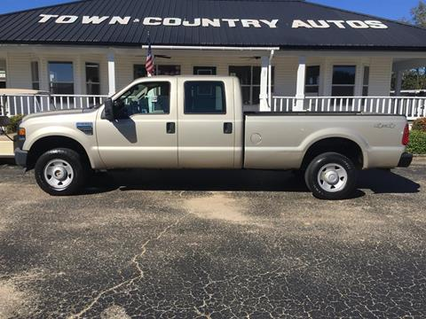 2009 Ford F-250 Super Duty for sale in Jackson, AL