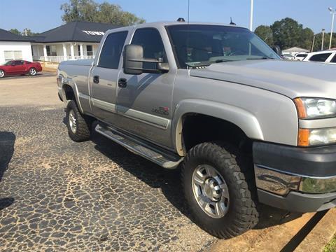 2005 Chevrolet Silverado 2500HD for sale in Jackson, AL