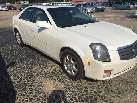 2005 Cadillac CTS for sale in Jackson, AL