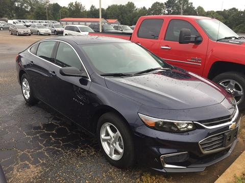 2016 Chevrolet Malibu for sale in Jackson, AL