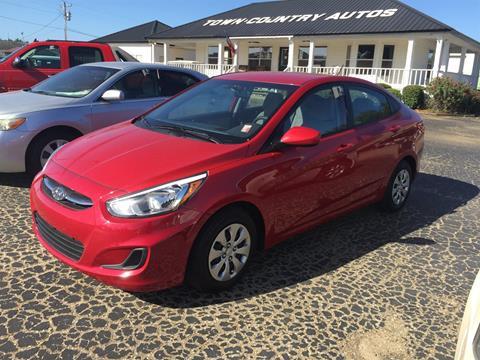 2016 Hyundai Accent for sale in Jackson, AL