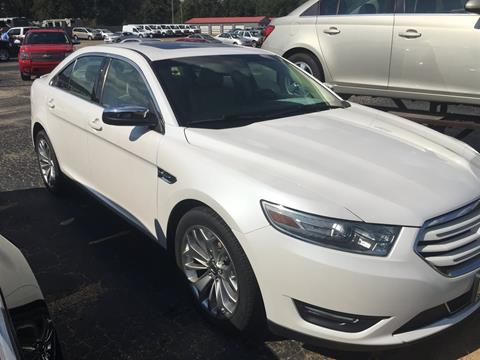 2013 Ford Taurus for sale in Jackson, AL