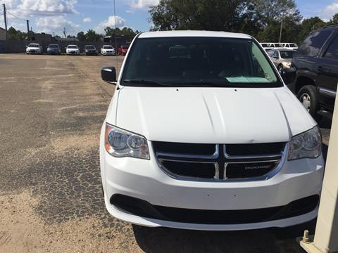 2014 Dodge Grand Caravan for sale in Jackson, AL