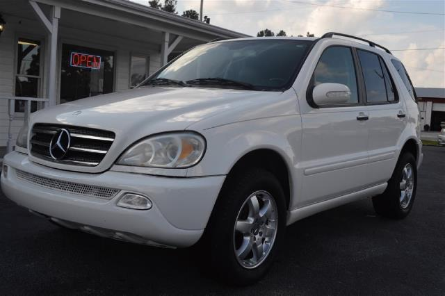 Used cars conway used pickup trucks charleston myrtle for Mercedes benz suv 2002
