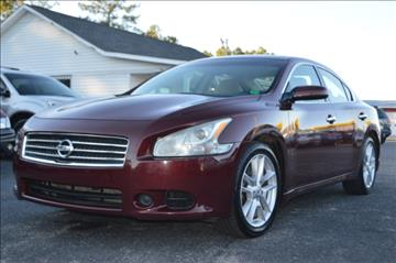 2009 Nissan Maxima for sale in Conway, SC
