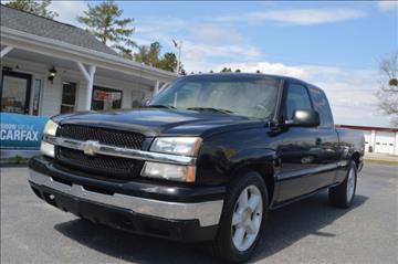 2004 Chevrolet Silverado 1500 for sale in Conway, SC