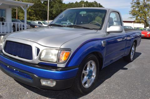 2002 Toyota Tacoma for sale in Conway, SC
