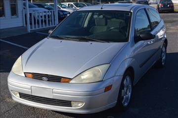 2002 Ford Focus for sale in Conway, SC