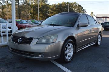 2006 Nissan Altima for sale in Conway, SC