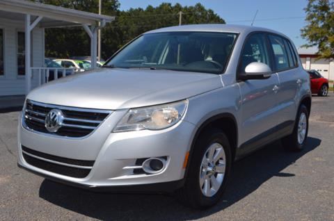 2009 Volkswagen Tiguan for sale in Conway, SC