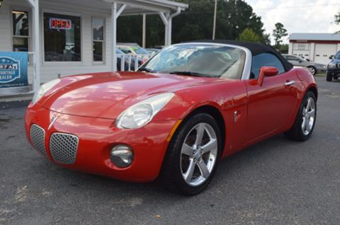 2008 Pontiac Solstice for sale in Conway, SC