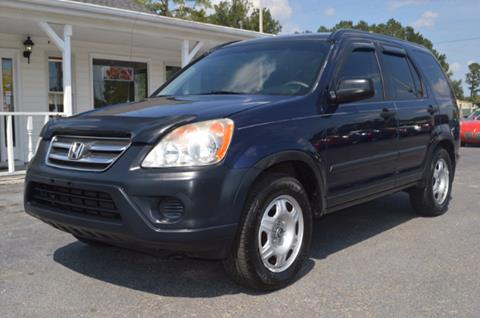 2006 Honda CR-V for sale in Conway, SC