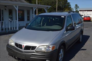 2003 Pontiac Montana for sale in Conway, SC