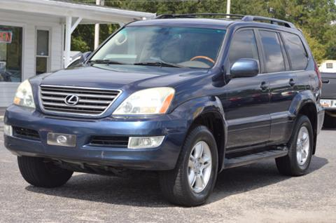 2003 Lexus GX 470 for sale in Conway, SC