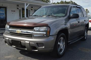 2006 Chevrolet TrailBlazer for sale in Conway, SC