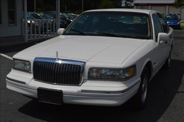 1997 Lincoln Town Car for sale in Conway, SC
