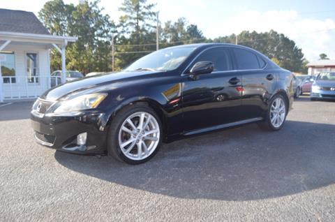 2006 Lexus IS 250 for sale in Conway, SC