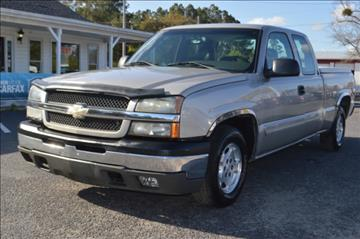 2004 Chevrolet Silverado 1500 for sale in Conway, SC