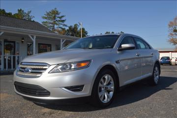 2011 Ford Taurus for sale in Conway, SC