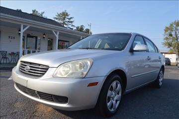 2007 Kia Optima for sale in Conway, SC