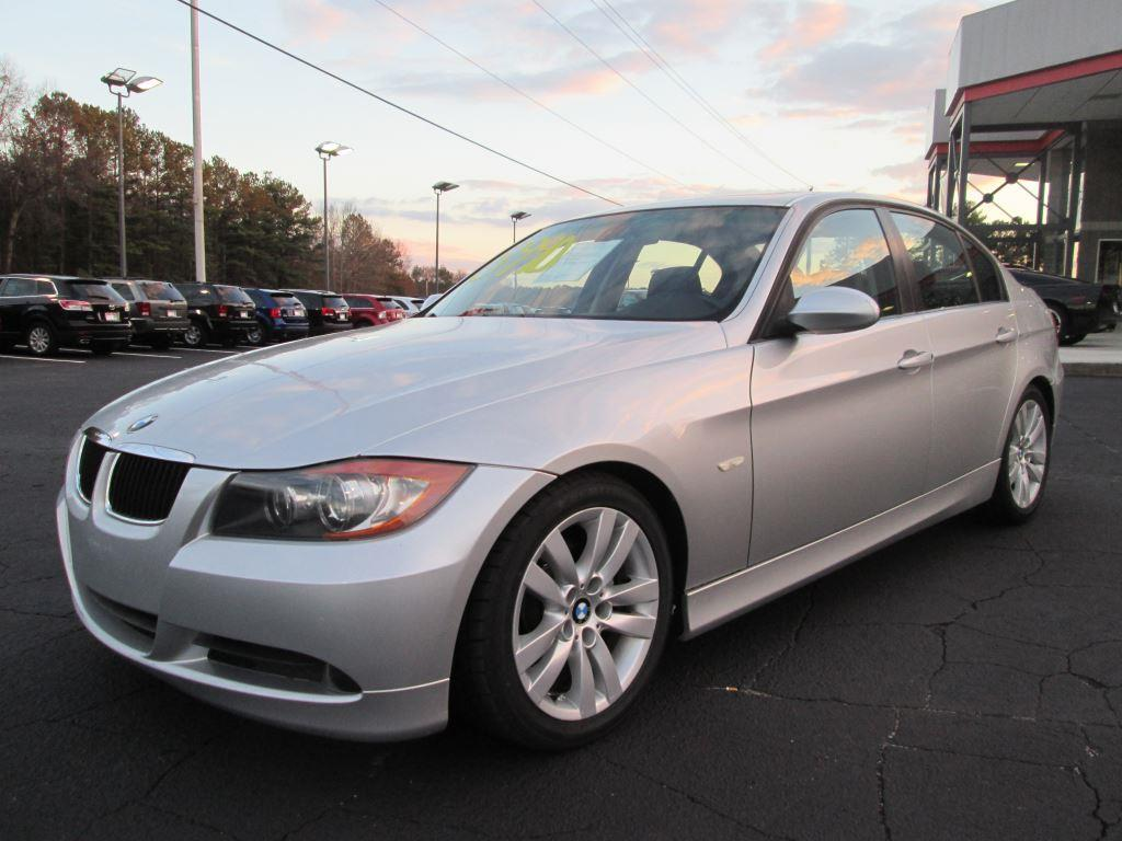 2007 bmw 3 series 328i 4dr sedan in griffin ga motor max. Black Bedroom Furniture Sets. Home Design Ideas