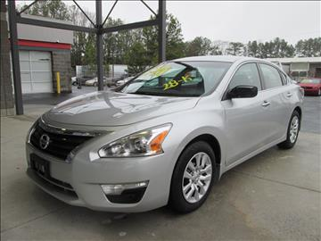 2015 Nissan Altima for sale in Griffin, GA