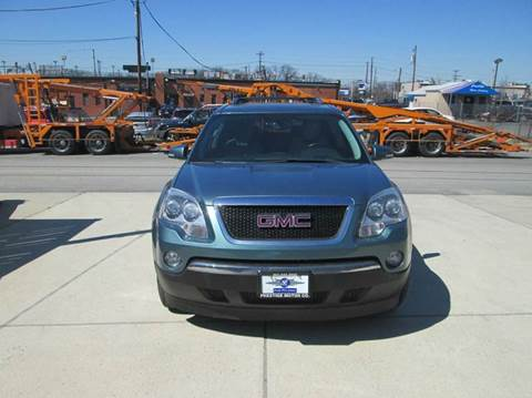 2009 GMC Acadia for sale in Temple Hills, MD