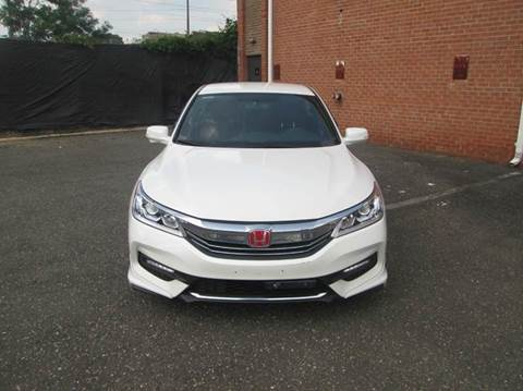 2016 Honda Accord for sale in Temple Hills, MD