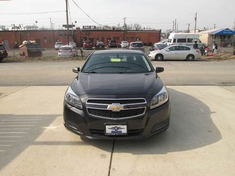 2013 Chevrolet Malibu for sale in Temple Hills, MD