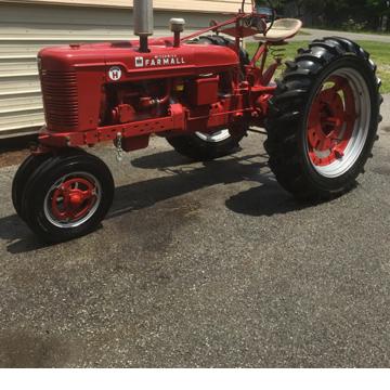 1954 Farmall  Super H for sale in Tazewell, TN