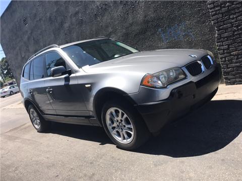 2005 BMW X3 for sale in Pico Rivera, CA