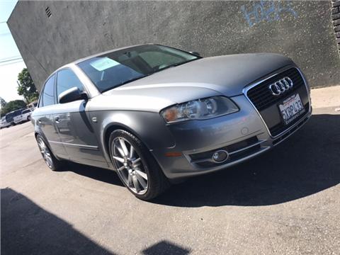 2007 Audi A4 for sale in Pico Rivera, CA