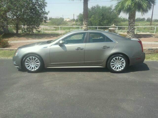 2010 Cadillac Cts AWD 36L V6 Performance 4dr Sedan In Alamogordo