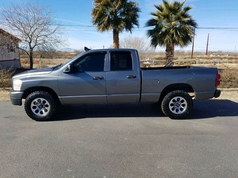 2007 Dodge Ram Pickup 1500 for sale in Alamogordo, NM