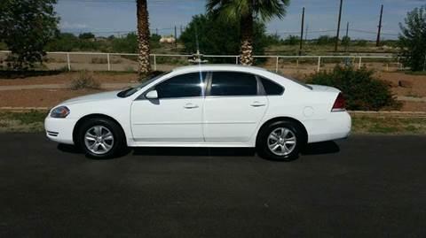 2014 Chevrolet Impala Limited for sale in Alamogordo, NM