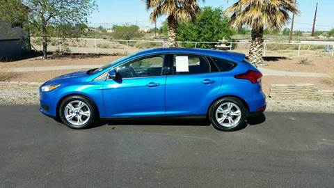 2016 Ford Focus for sale in Alamogordo, NM